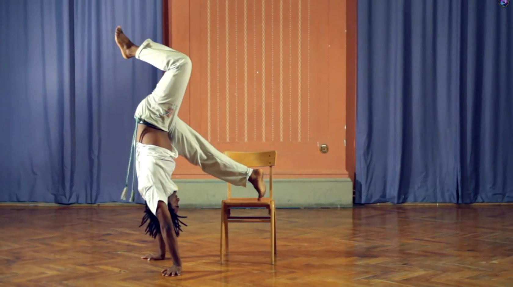 Beautiful Capoeira: Mestre Xuxo Edition App Commercial – Lev